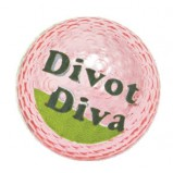 XLG003306 Metalloc Golf Ball, Divot Diva
