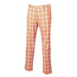 XLG004501 Golf Plaid Tech Pant