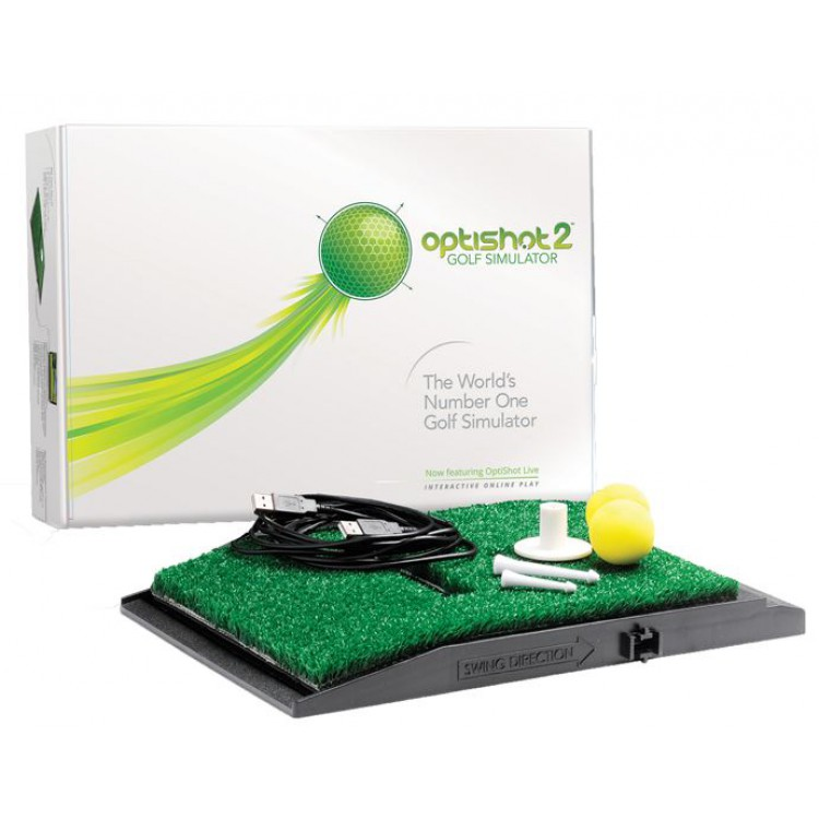 Golf Simulator Optishot 2 - xlgolf.ch Golfausrüstungen - Online Golf ...